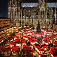 Christmas Market Wonder in Cologne (One Day Trip)