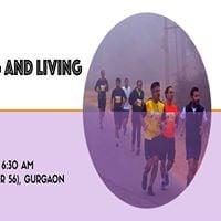 Training Run 1 10th Gurgaon Running &amp Living Marathon &amp a Half