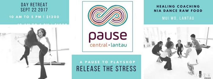 Release the stress - a playshop