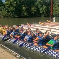 Free &amp Open to the public Dragon Boat Practice