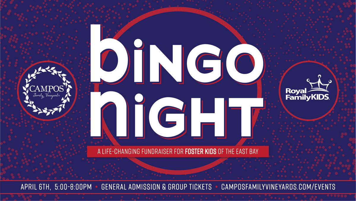 RFKC 2019 - Bingo Night