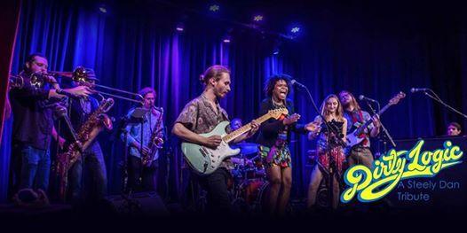 Dirty Logic (Asheville Steely Dan Tribute)  Asheville Music Hall