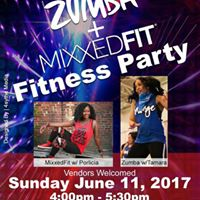 Perfectly Pretty Fitness PARTY