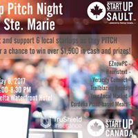 Startup Pitch Night Sault Ste. Marie