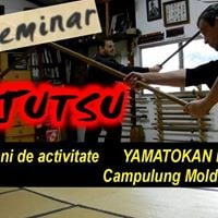 Seminar Aniversar Ninjutsu - Hanbo  Bojutsu Cristian Laiber