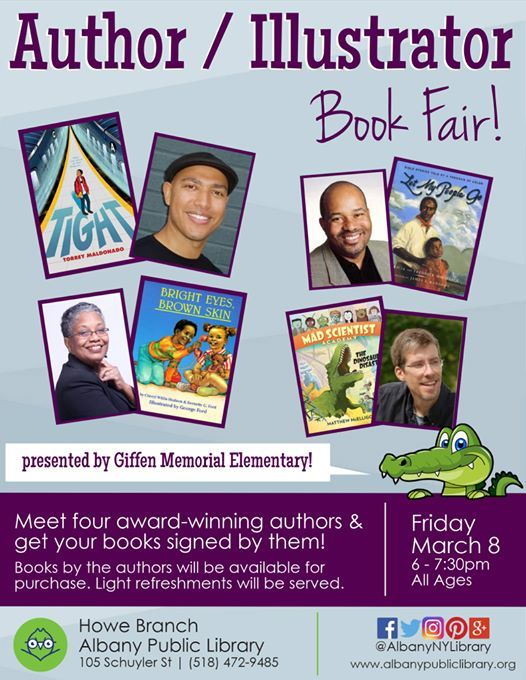 Author  Illustrator Book Fair