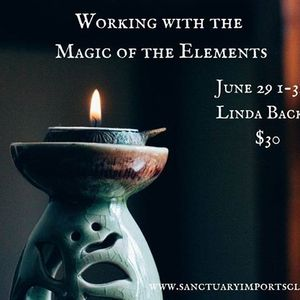 Working with the Magic of the Elements