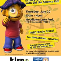 KLRN presents Explore the Outdoors with Sid the Science Kid