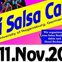 Salsams Goes Uni Salsa Camp 2018