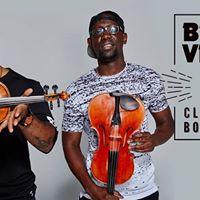 Black Violin Classical Boom Tour