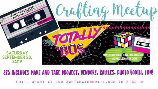 Crafting Meetup in Chino -