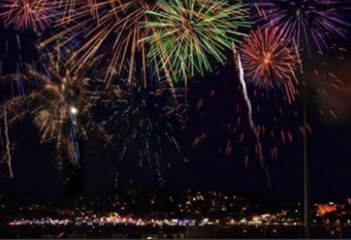 Teignmouth & Shaldon Bonfire & Fireworks.