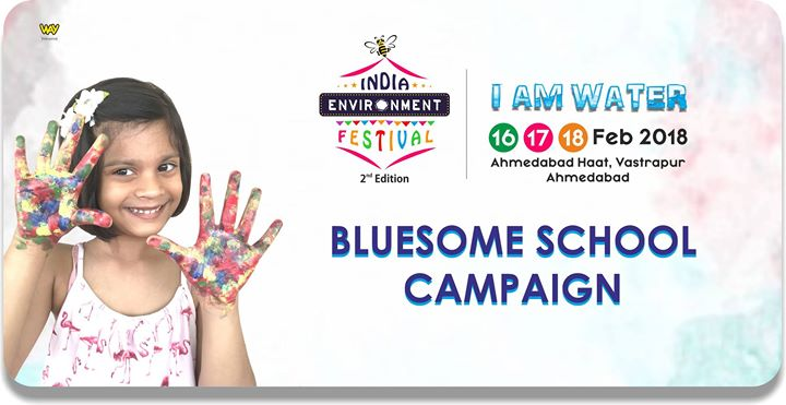 Bluesome School Campaign - IEF18