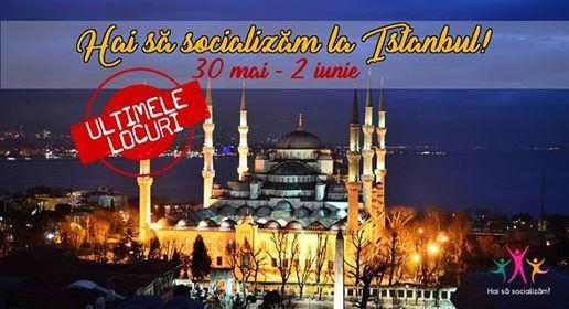 Hai s socializm la Istanbul
