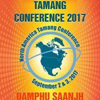 North America Tamang Conference 2017