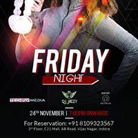 Boom box Entertainments Friday Night with DJ jazzy