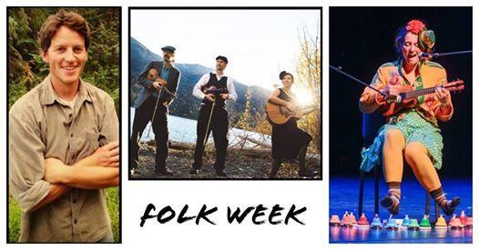 Folk Week at Uncle Leroys