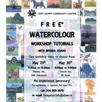Watercolour Workshop Tutorial Hobson site