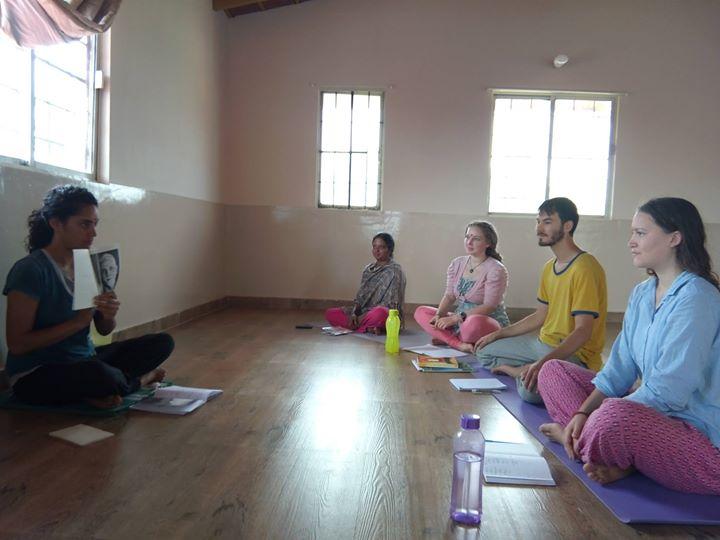 200hrs Yoga Alliance International Certification