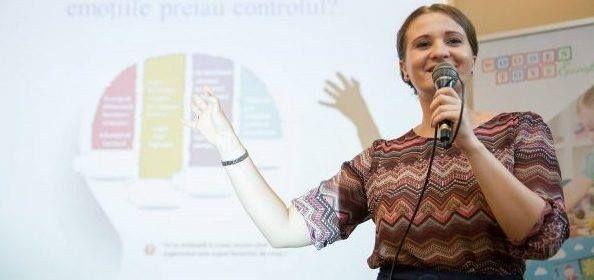 Dezvoltarea Inteligenelor Multiple Prin Joc cu Adriana Mitu