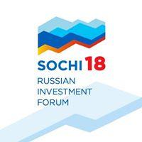 Russian Investment Forum Sochi 18
