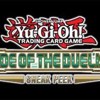 Yugioh - Sneak Peek - Codice del Duellante