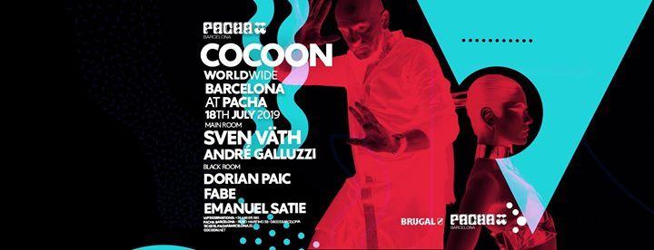 Cocoon Barcelona w Sven Vth & more