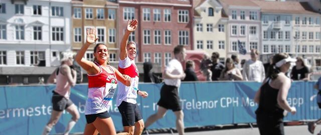 Maratona di Copenaghen 2019
