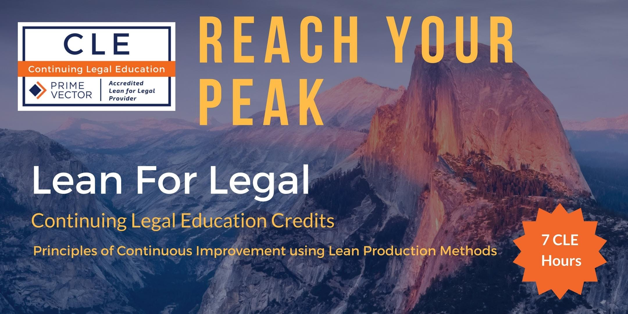 Lean for Legal (July)