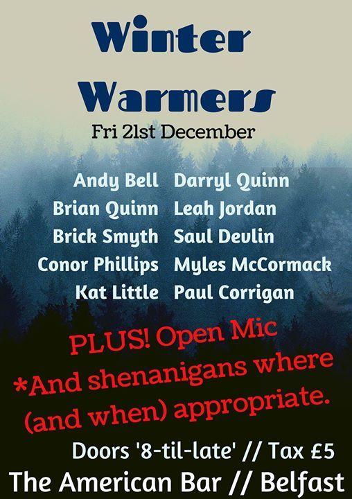 Last Call 4 - Winter Warmers