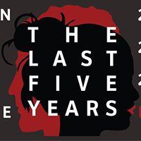 The Last Five Years  Shotgun Theatre