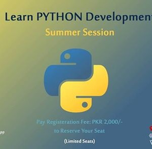 Python Summer Training Session