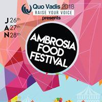 Ambrosia Food Festival