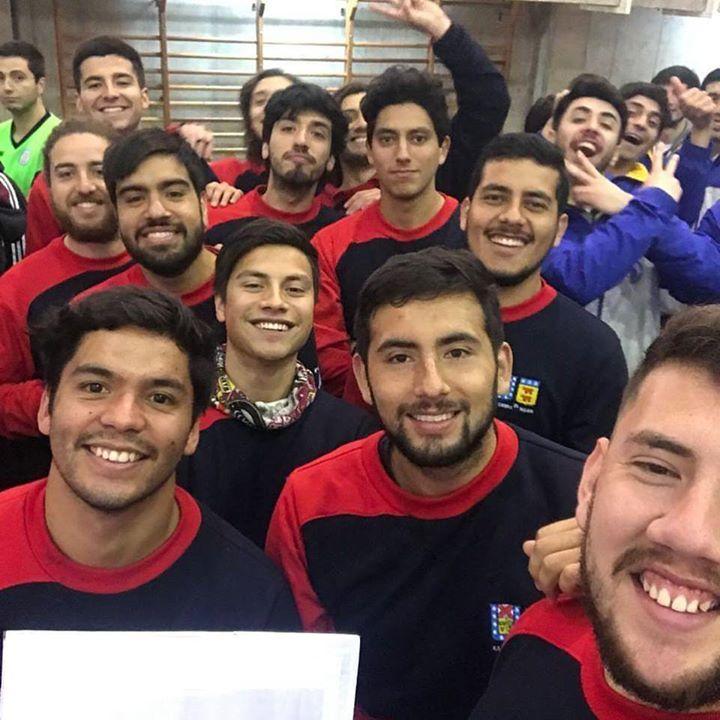Cuartos de Final Nacional Universitario Balonmano USM vs UChile at ...