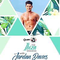 Jordan Davies - Ex On The Beach Live at CAMEO