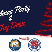 Christmas Party and Toy Drive