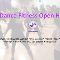 FREE DC Dance Fitness Open House