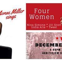 Monae Miller sings Four Women