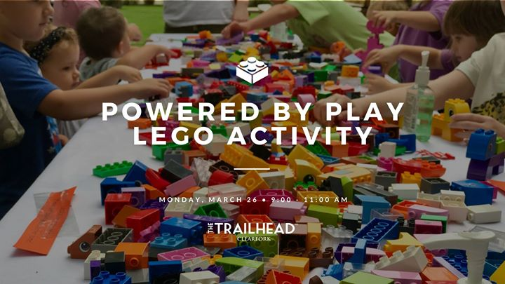 Powered by Play LEGO Activity