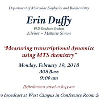 Thesis Defense - Erin Duffy