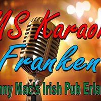 Karaoke Night im Granny Macs Irish Pub Erlangen