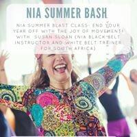 Nia Summer Bash