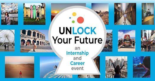 Unlock YOUR Future - An Internship & Career Event
