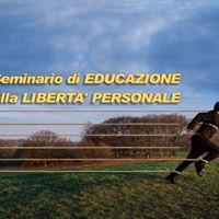 Seminario di Educazione alla Libert Personale