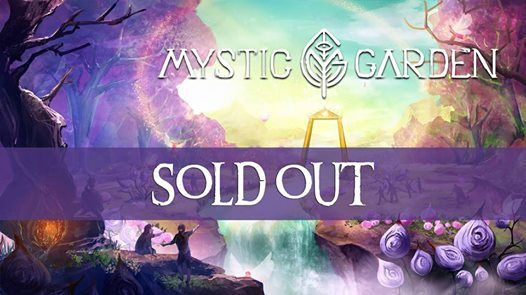 Mystic Garden Festival 2019  SOLD OUT