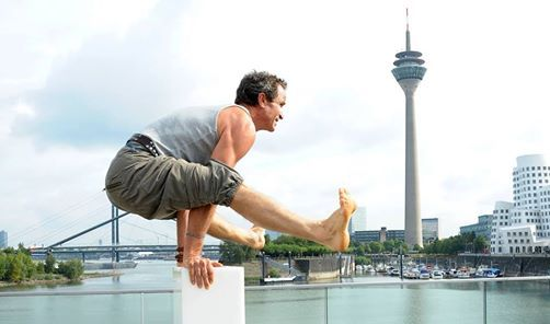 5 Mornings of Yoga with Lance Schuler