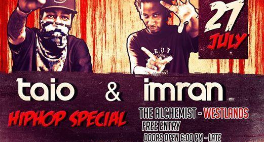 TAIO & Imran - Hiphop Special