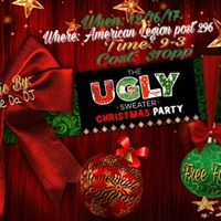 THE UGLY SWEATER XMAS PARTY