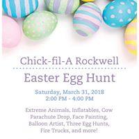7th Annual Easter Egg Hunt