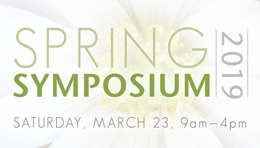Spring Symposium